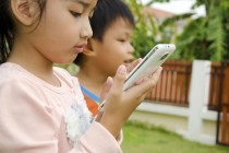 children and electronic media